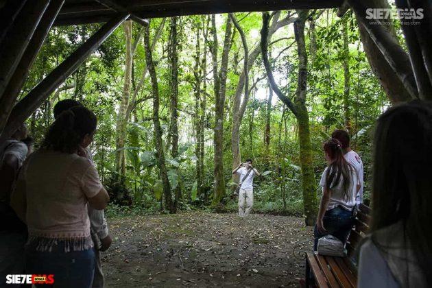[Galería] 'Reserva forestal El Bosque' un encanto natural de Miraflores Boyacá #AlNatural 6