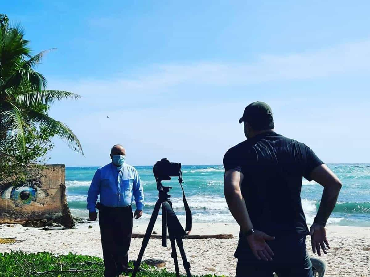 Obispo boyacense narra la tragedia que viven en las islas de San Andrés 2