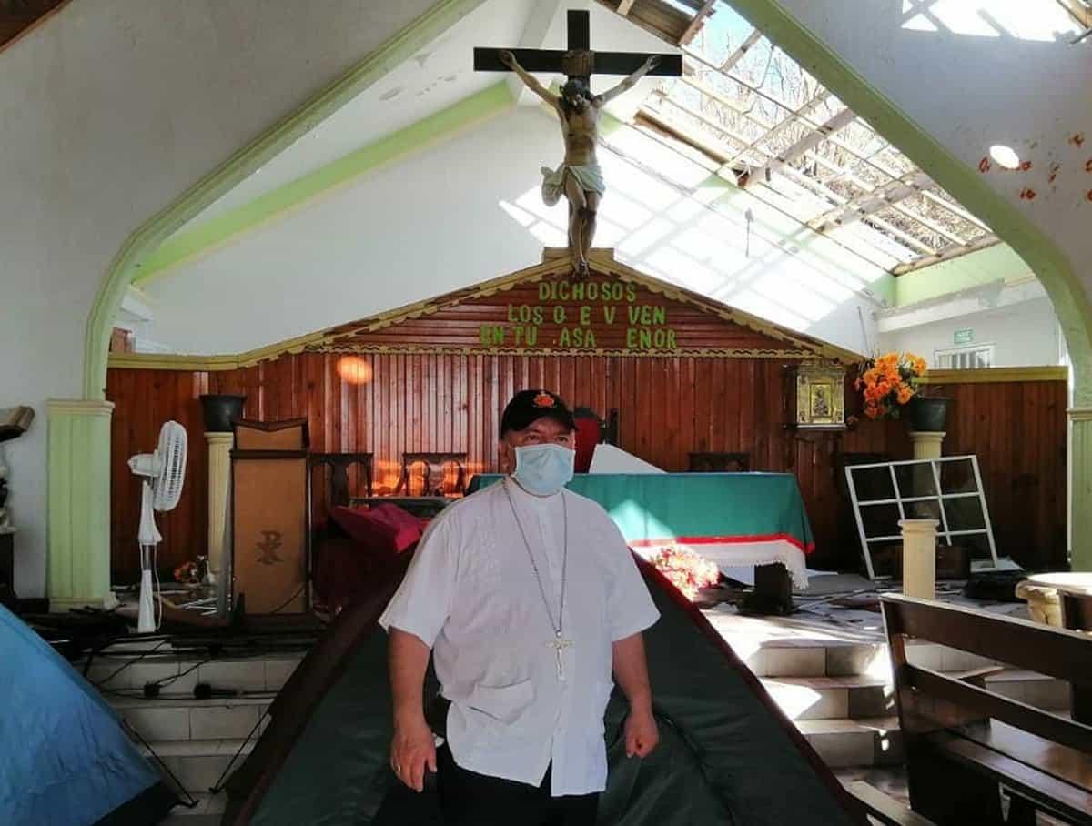 Obispo boyacense narra la tragedia que viven en las islas de San Andrés 3