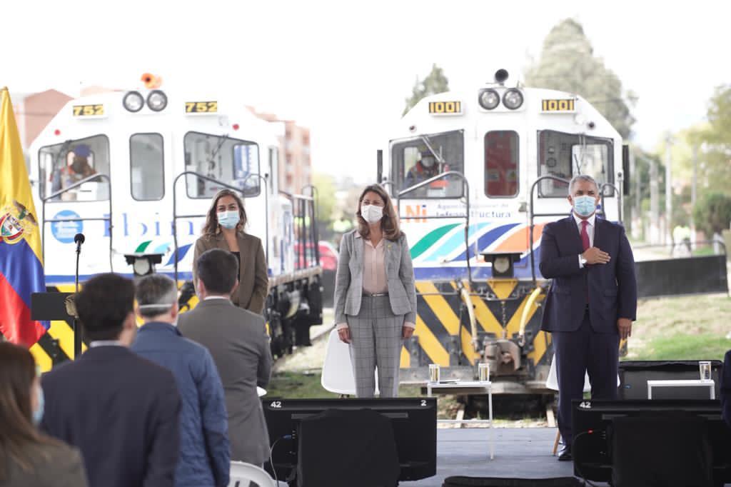 El tren está de regreso: Gobierno presenta Plan Maestro Ferroviario 1