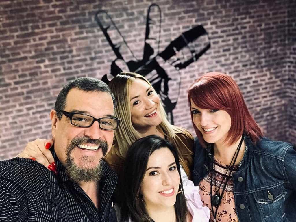 Sandra Esmeralda Rivera Piracón, la Boyacense que fue elegida como Vocal Coach del reality de Univisión 1