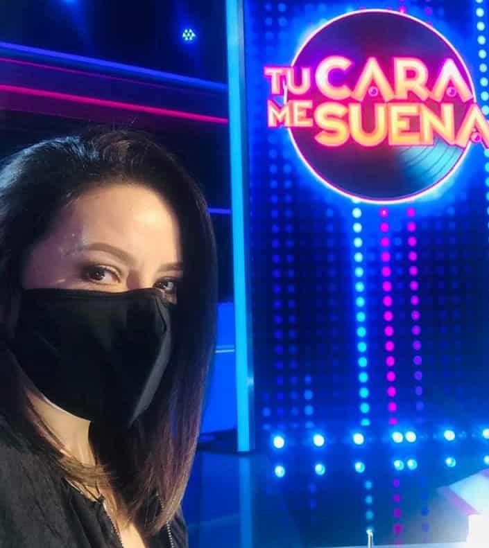 Sandra Esmeralda Rivera Piracón, la Boyacense que fue elegida como Vocal Coach del reality de Univisión 2