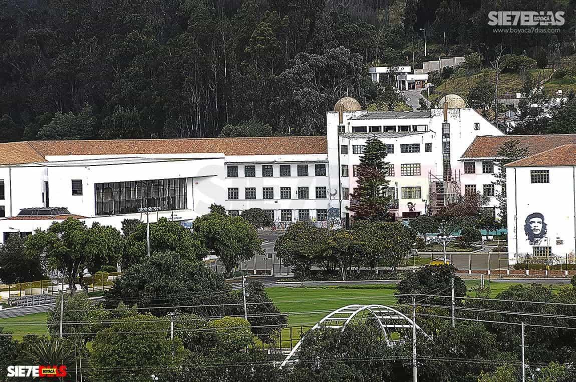 UPTC la quinta mejor universidad colombiana en Desarrollo Tecnológico e Innovación 2