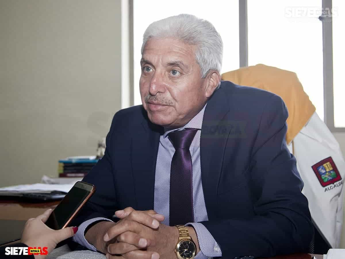 A juicio disciplinario el exalcalde de Ventaquemada Carlos Julio Melo #Tolditos7días 1