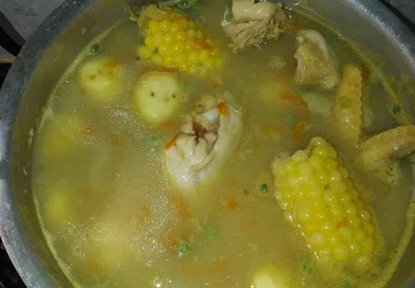 El sancocho es uno de los platos preferidos para la cena del 31 de diciembre en la mayoría de los hogares boyacenses. Foto: archivo Boyacá Sie7e Días