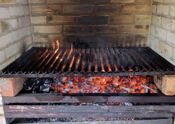 Una de las principales tradiciones del primero de enero es el asado en familia. Desde muy temprano se comienza a preparar el horno o la parrilla para el especial almuerzo. Foto: archivo Boyacá Sie7e Días