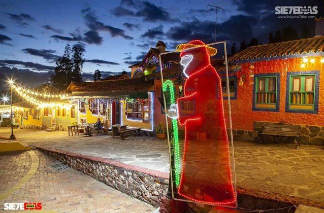 Un espectáculo inolvidable en este rincón de Duitama que reúne a todo Boyacá. Foto: Luis Lizarazo / archivo Boyacá Siete Días.