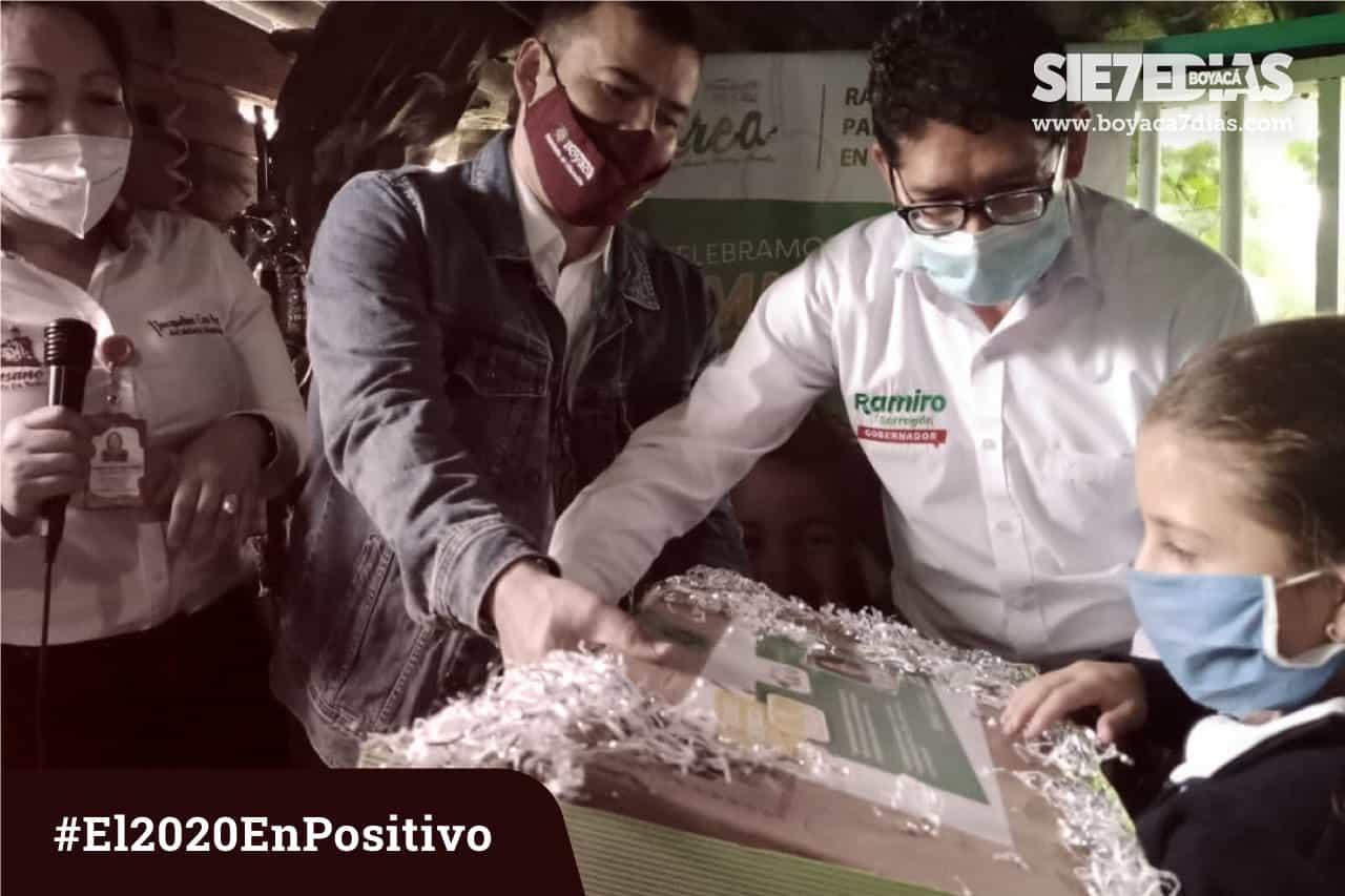 La Secretaría de Educación y su apuesta por el sistema educativo de contingencia en medio de la pandemia.