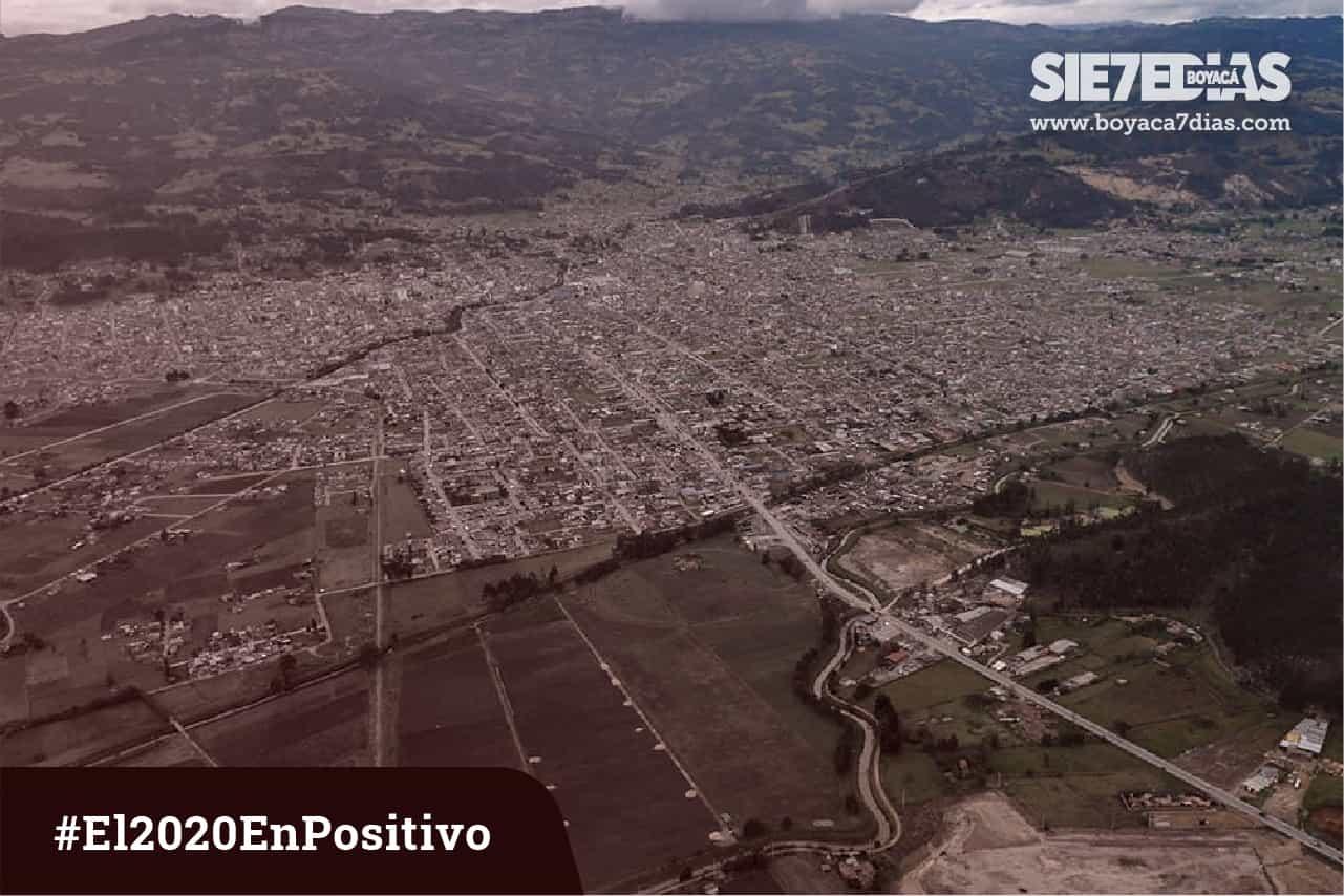 Gobierno nacional asignó $70 mil millones para primera etapa de variante de Sogamoso. Foto: Archivo Particular
