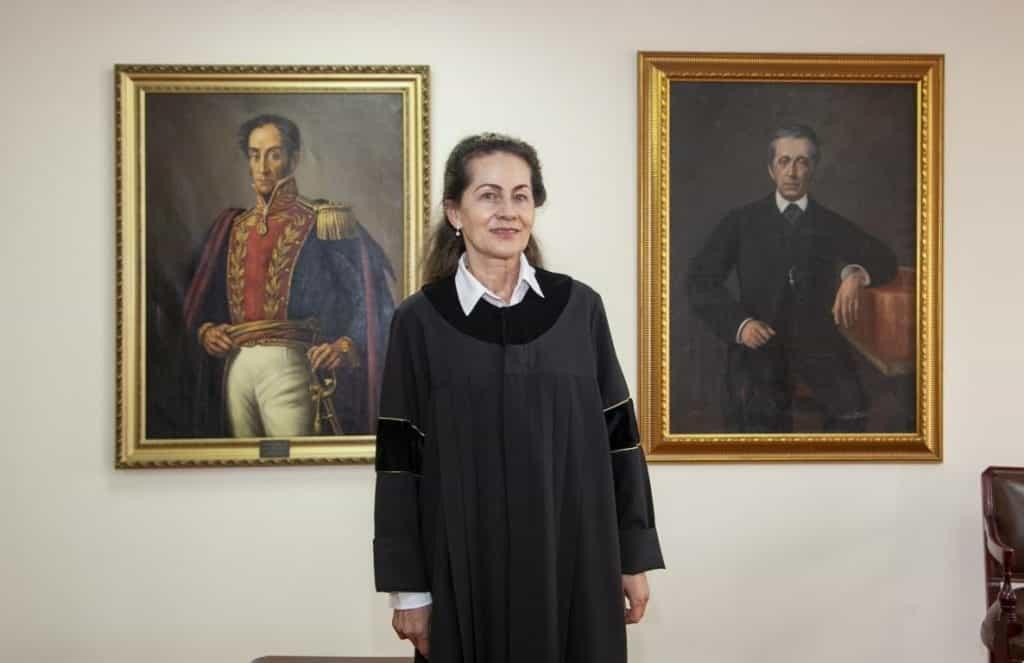 Magistrada boyacense, nominada a los Premios Excelencia en la Justicia #Tolditos7días 1