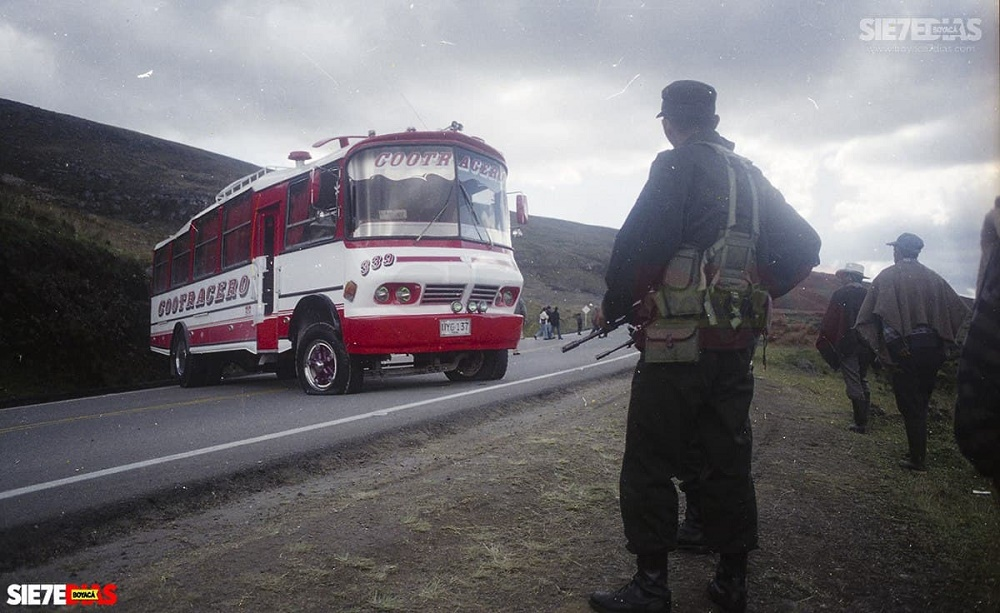 Boyacá se estremeció hace 19 años con la masacre del páramo de La Sarna 1