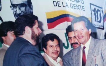 El boyacense Raúl Reyes Orduz, falleció en Ibagué a los 74 años. Deja un legado muy grande en Duitama, su tierra natal. Foto: Archivo Particular