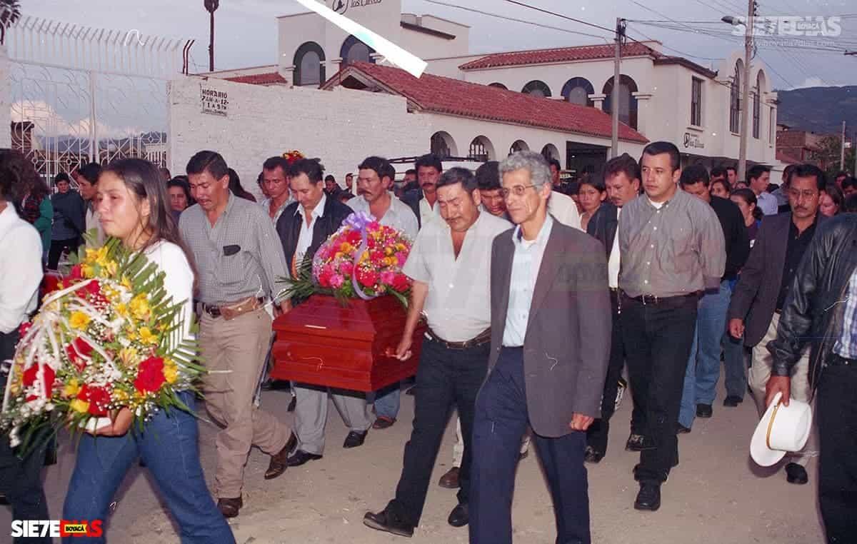 Condenados por la masacre de La Sarna 1