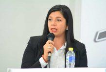 Yolima Mesa Romero, secretaria de Salud de la ciudad de Sogamoso. Foto: archivo particular