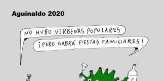 aguinaldo 2020 - caricatura 7 dias