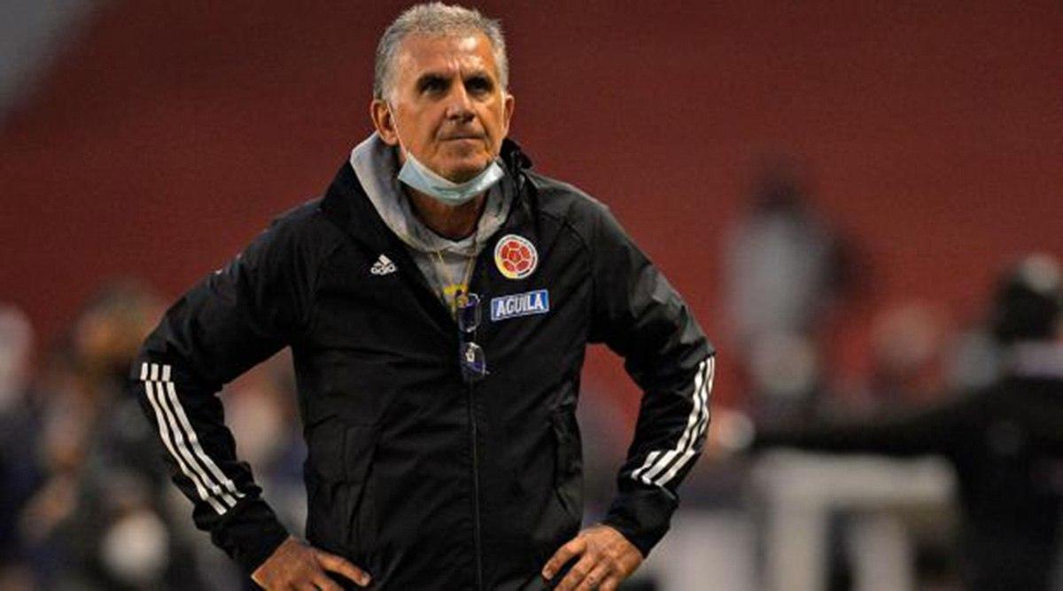 Carlos Queiroz deja la Selección Colombia de Fútbol 1
