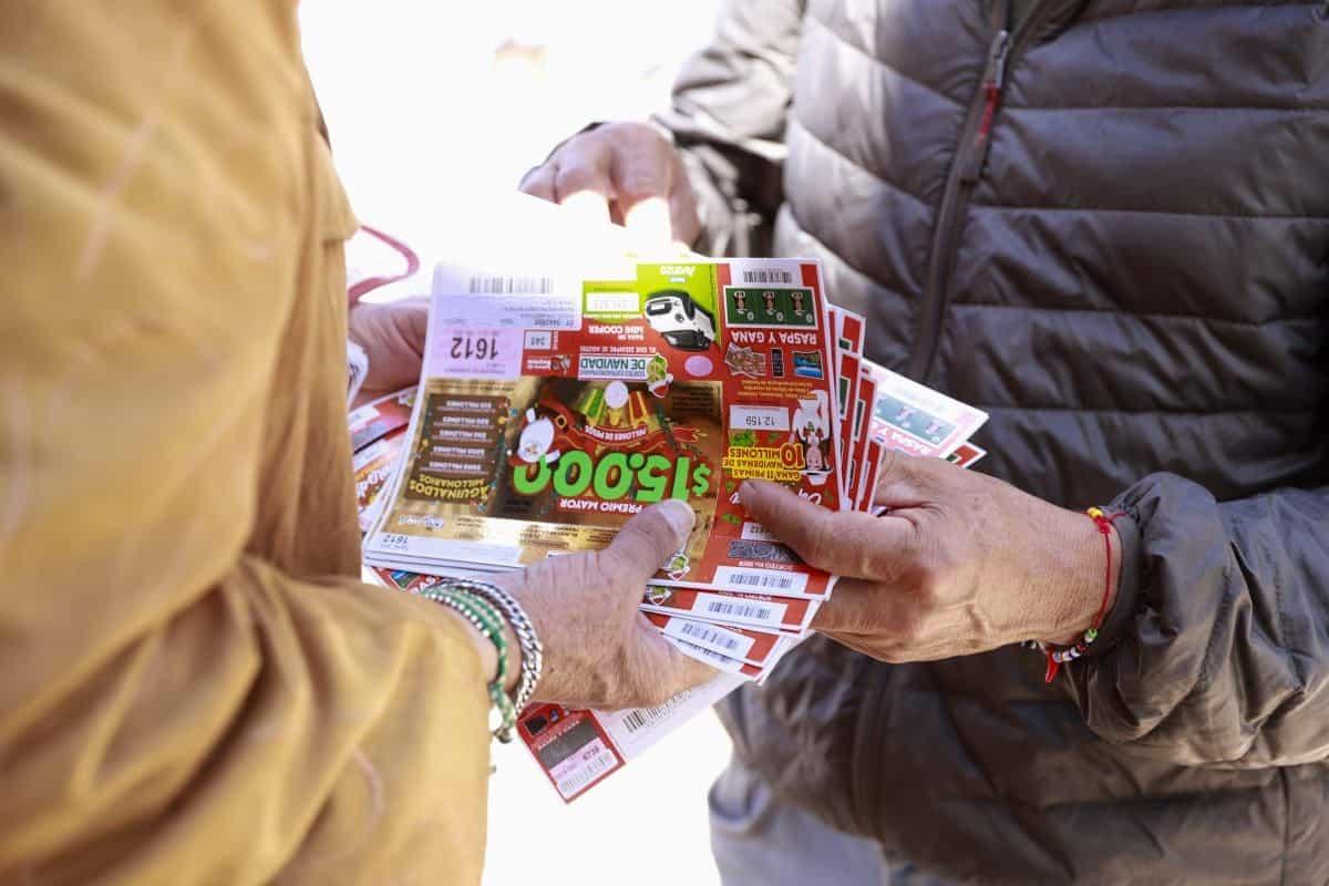 La venta del Extraordinario de la Lotería de Boyacá, arrancó con buenas cifras durante los primeros cinco días. Foto: Archivo Particular