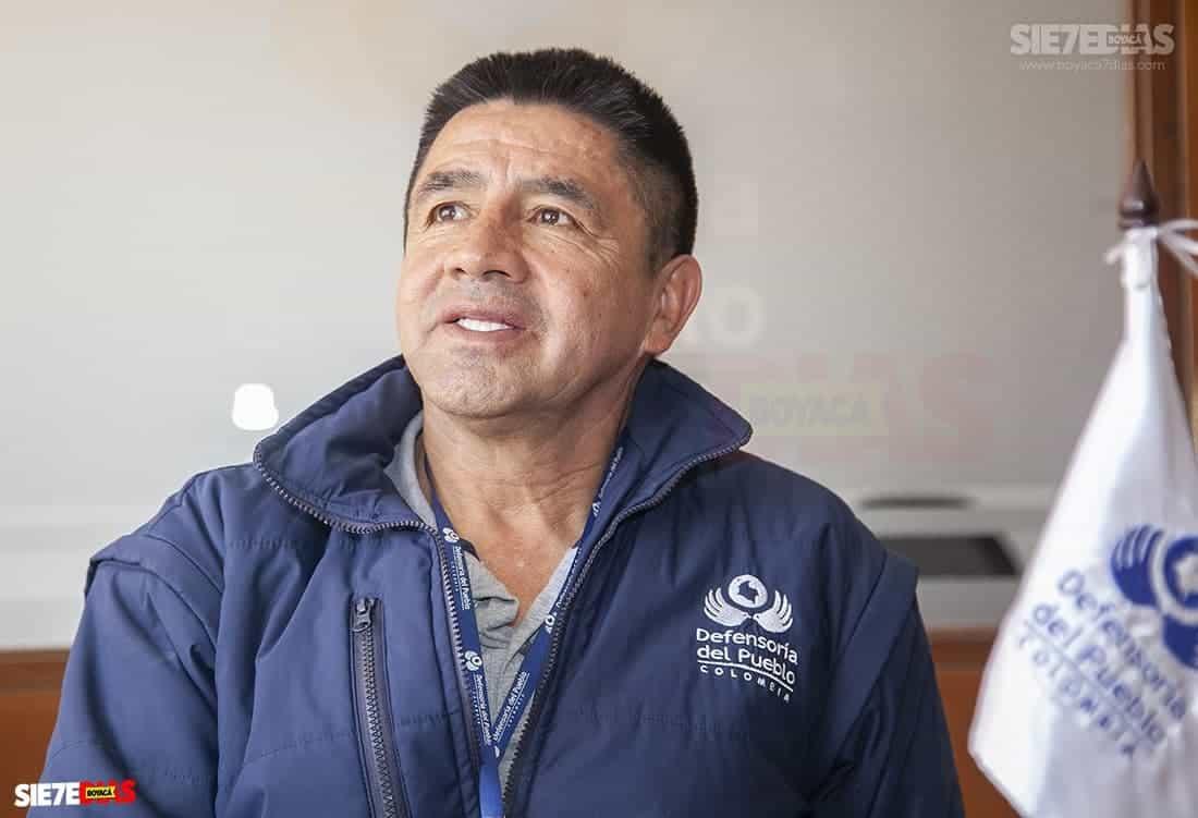 Durante tres años y 11 meses Mauricio Reyes Camargo se desempeñó como defensor regional del pueblo.