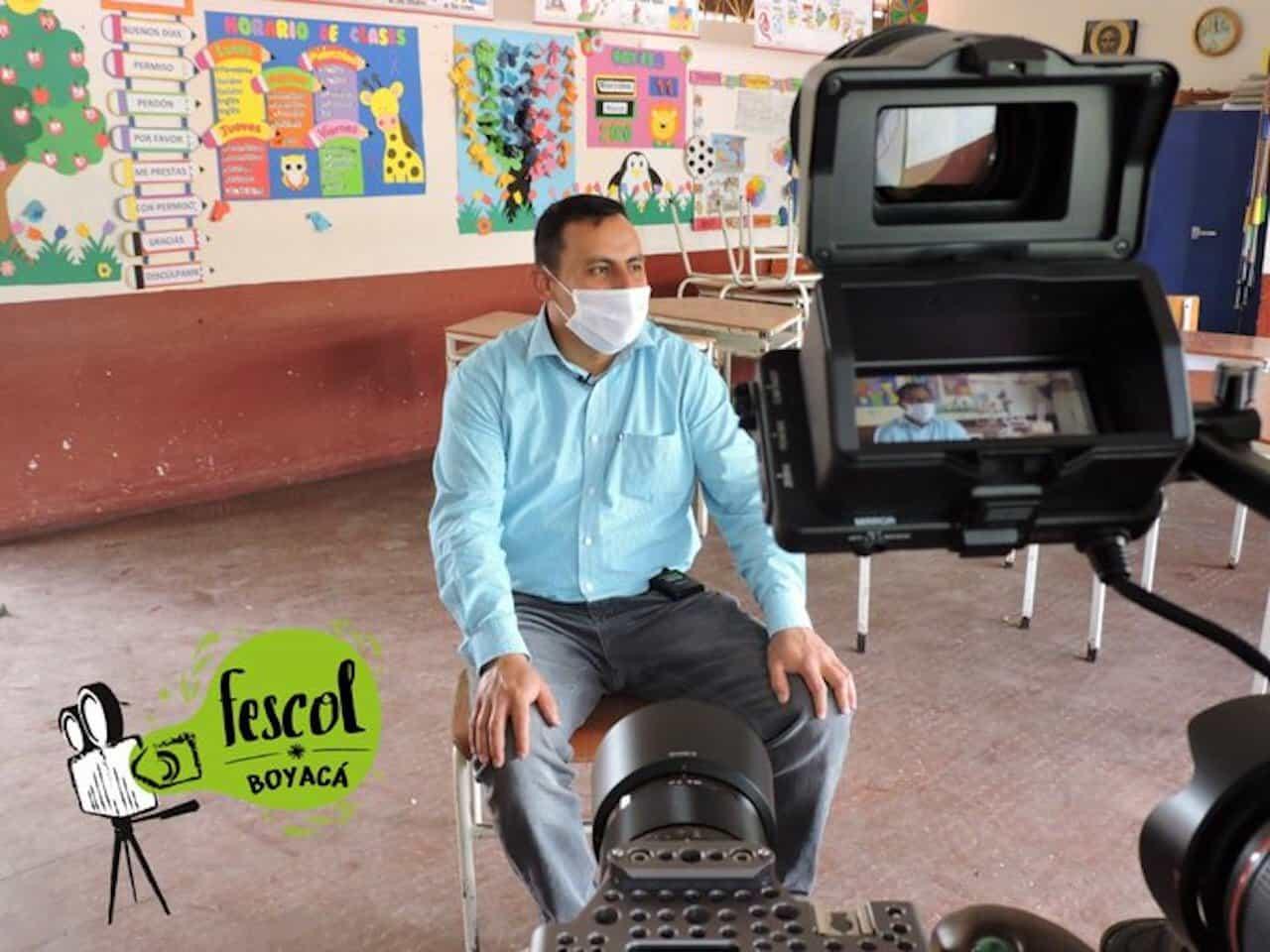 Todo listo para la premiación del Festival Escolar Audiovisual FESCOL Boyacá 2020 2