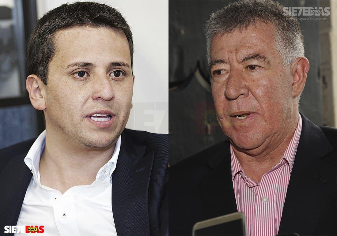 Pulso entre Héctor Ángel Ortiz y Rodrigo Rojas #Tolditos7días 1
