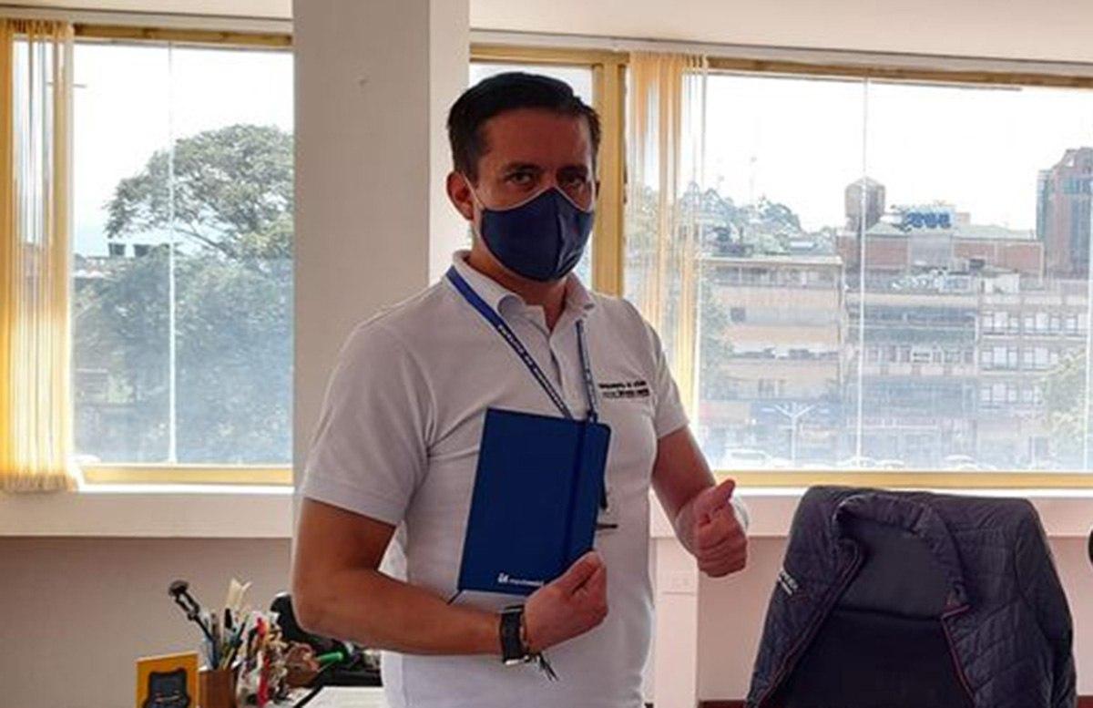 El personero de Duitama, positivo para coronavirus #Tolditos7días 1