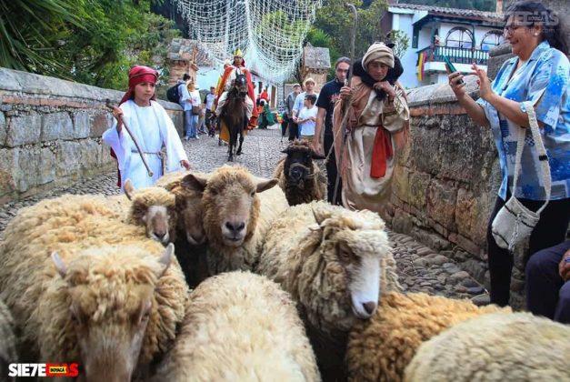 Los reyes que cada año cobran vida en Monguí #AquellosDiciembres 8