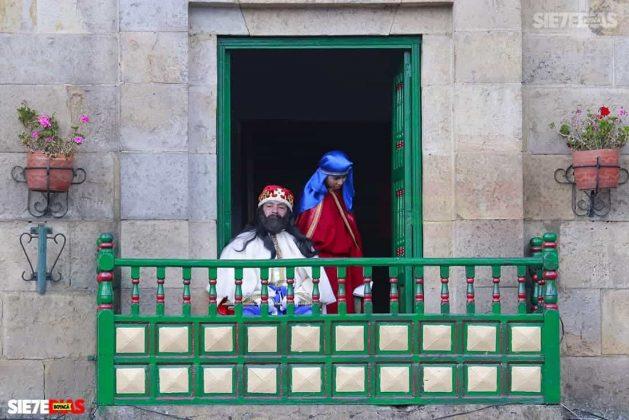 Los reyes que cada año cobran vida en Monguí #AquellosDiciembres 2