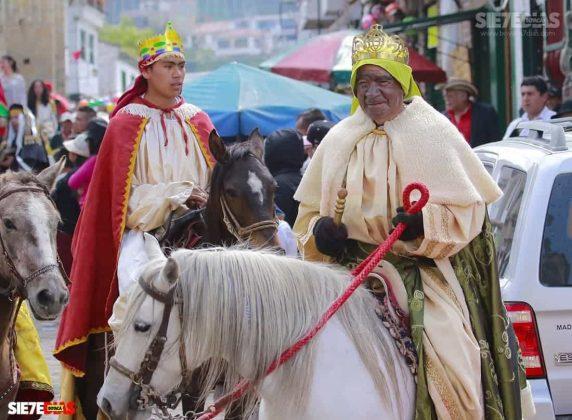 Los reyes que cada año cobran vida en Monguí #AquellosDiciembres 3