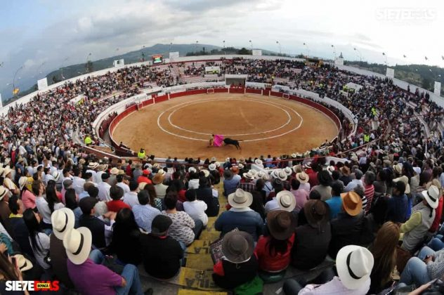 El apogeo de la Feria Taurina de Duitama, ¡a tiempos aquellos! #AquellosDiciembres 6