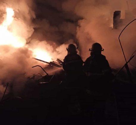 El día de Reyes empezó en Sogamoso con un incendio en un depósito de reciclaje 2