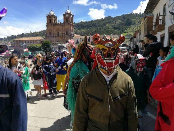 Los matachines de Mongua que se despiden en la fiesta de Reyes Magos #AquellosDiciembres 6