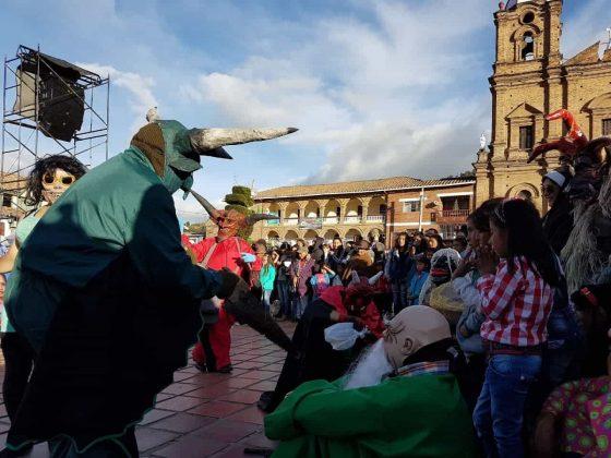 Los matachines de Mongua que se despiden en la fiesta de Reyes Magos #AquellosDiciembres 7