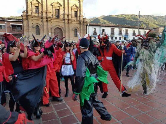 Los matachines de Mongua que se despiden en la fiesta de Reyes Magos #AquellosDiciembres 8