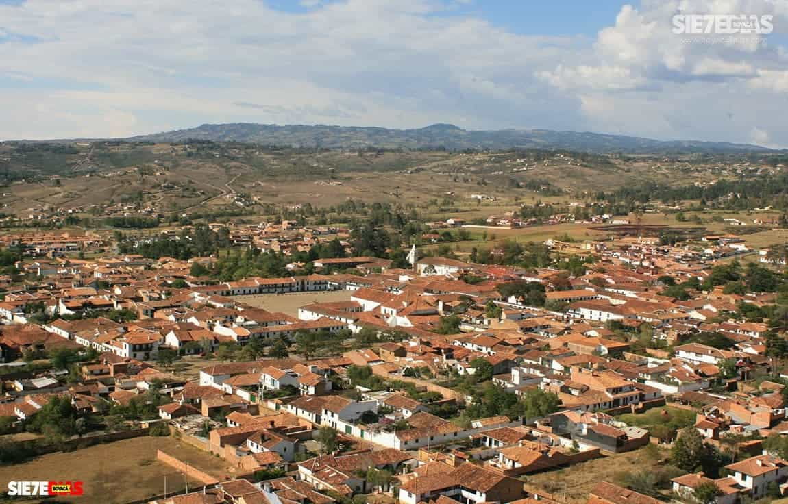 Declaran la alerta roja: el COVID está sitiando a Villa de Leyva 2