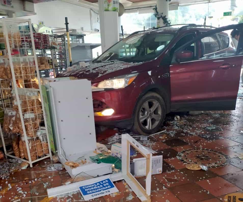 A pesar de las pérdidas millonarias, las personas heridas en este incidente ya están fuera de peligro. Foto: Archivo Particular