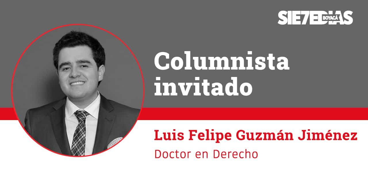 La jurisdicción y/o especialidad agraria en Colombia - Luis Felipe Guzmán Jiménez - #ColumnistaInvitado 1