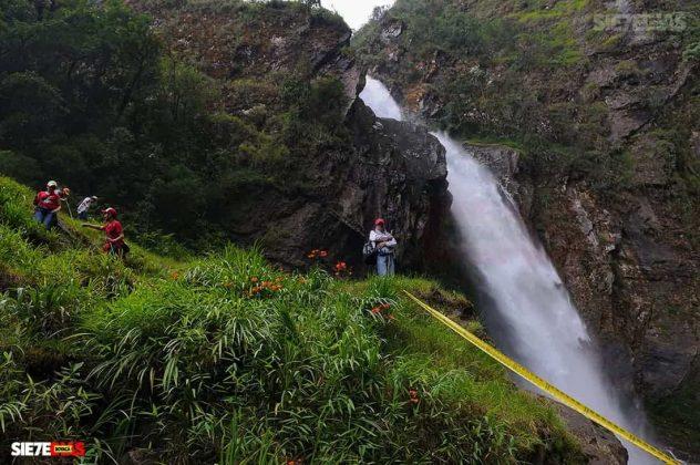 [Galería]- Salto de Candelas, espectacular atractivo de Boyacá, en Pajarito 8