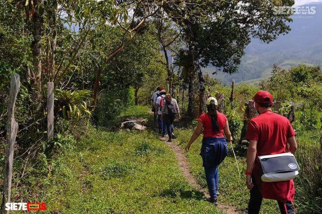 [Galería]- Salto de Candelas, espectacular atractivo de Boyacá, en Pajarito 10