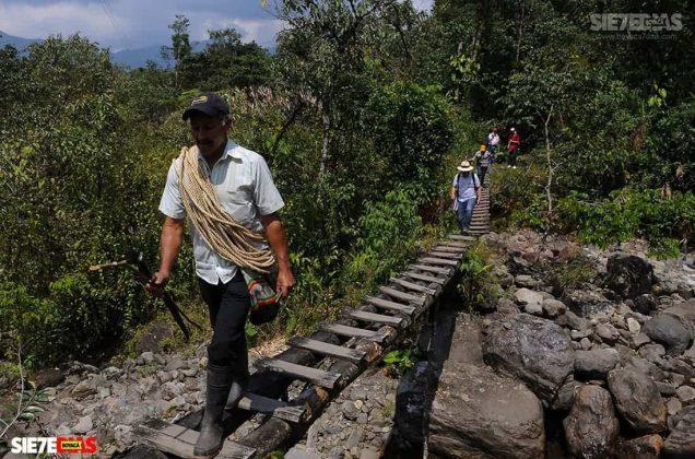 [Galería]- Salto de Candelas, espectacular atractivo de Boyacá, en Pajarito 11
