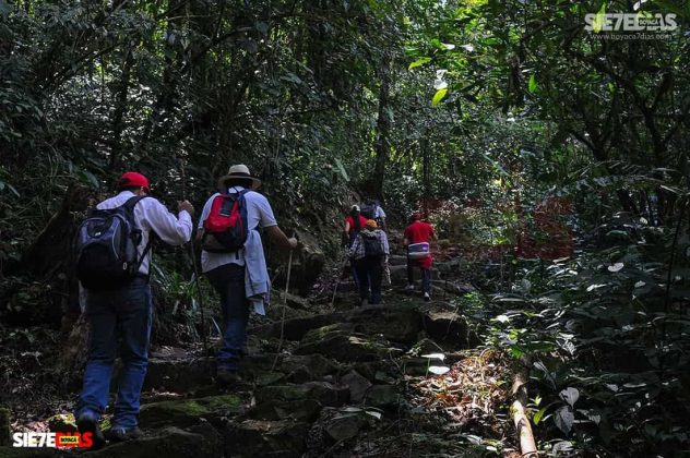 [Galería]- Salto de Candelas, espectacular atractivo de Boyacá, en Pajarito 7