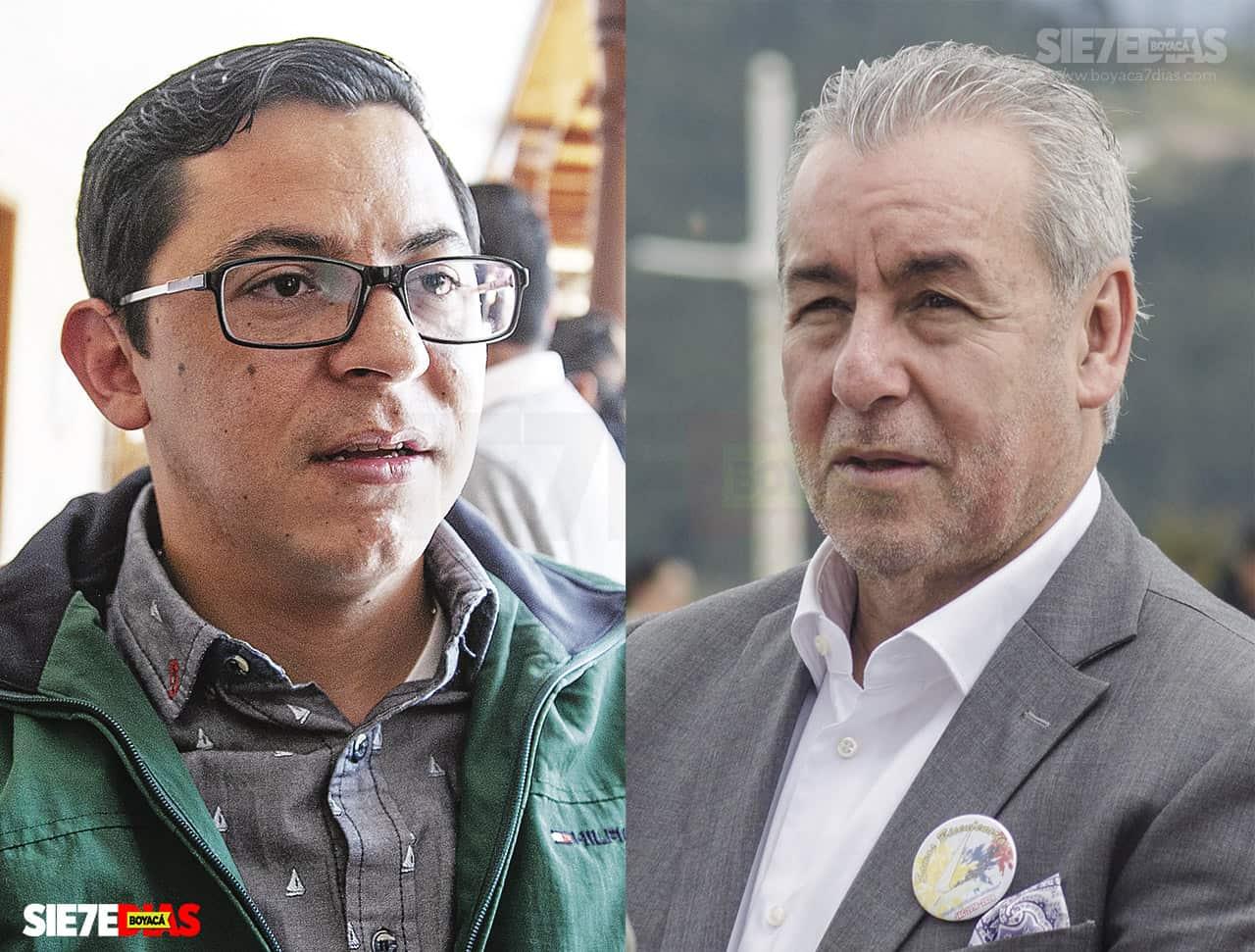Dos posiciones de congresistas verdes frente al COVID en Boyacá #Tolditos7días 1