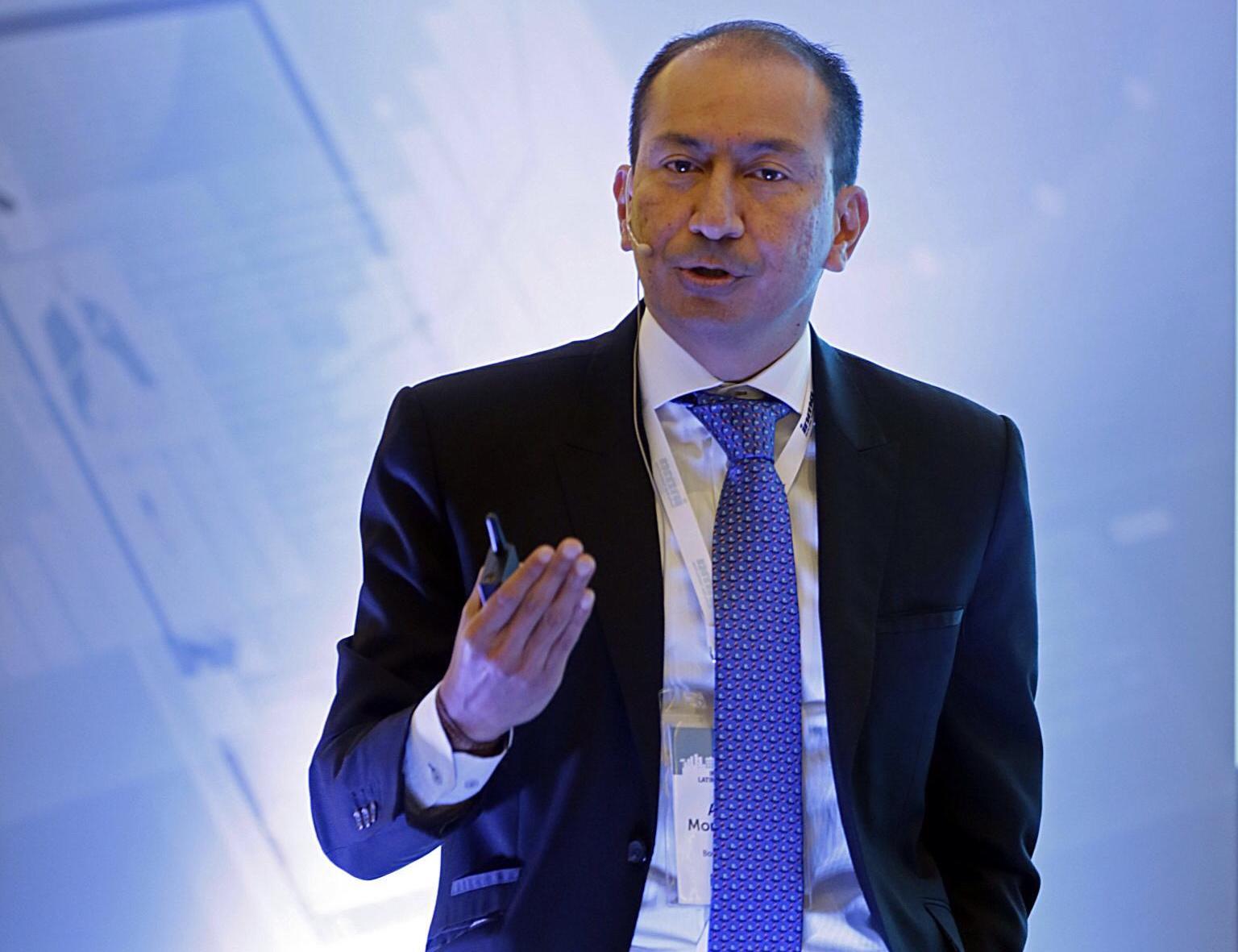 Andrés Mompotes Lemos, es desde hoy el nuevo director de EL TIEMPO 1
