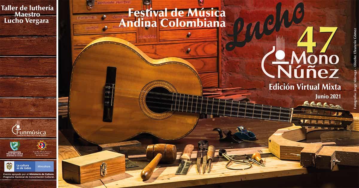 Este viernes en el Teatro Mayor Julio Mario Santo Domingo se hace el lanzamiento de la edición número 47 del Mono Núñez 1