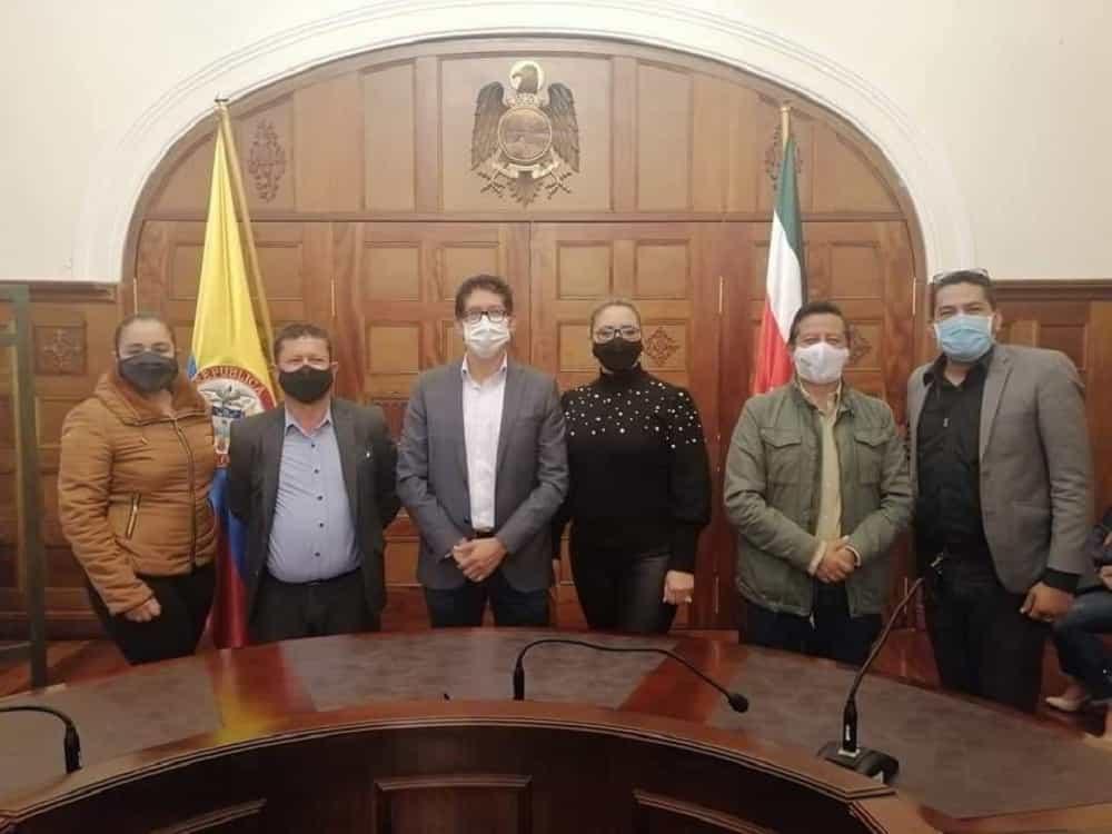 Hay nuevo director de Desarrollo Rural Integral en la Gobernación #Tolditos7días 1