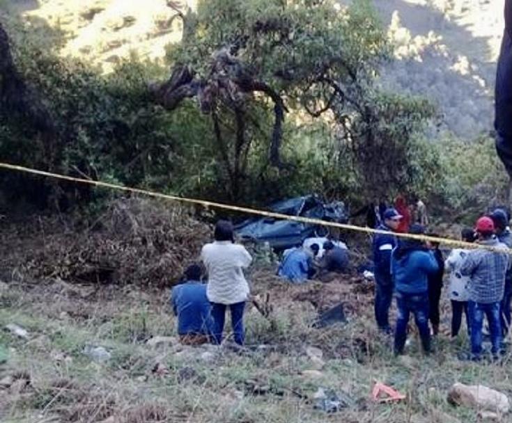 Dos hombres fallecieron en accidente de tránsito en el municipio de San Mateo, norte de Boyacá 2