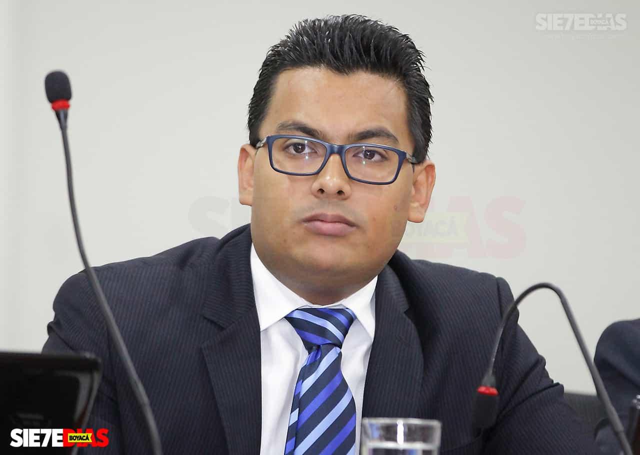 El expresidente del Concejo de Tunja en #LaEntrevista7días explica qué fue lo que ocurrió con el aumento de salarios que les acaba de tumbar el Tribunal de Boyacá 1