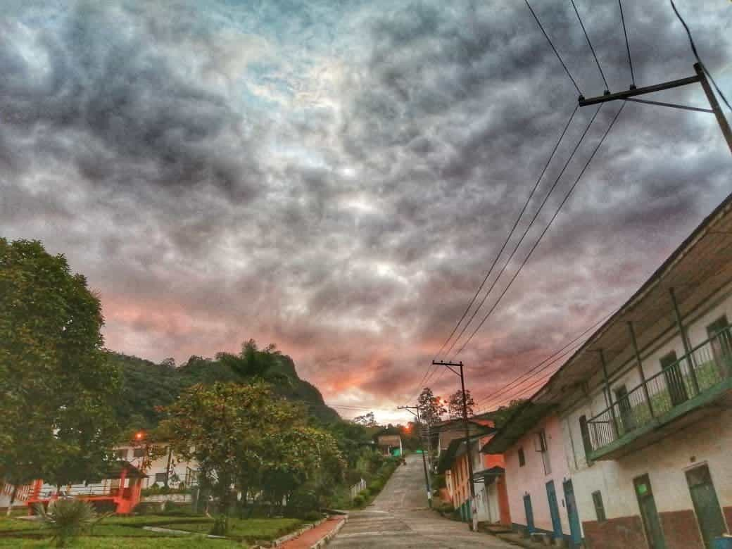 Campohermoso, el municipio boyacense que le cerró las puertas al COVID-19 2