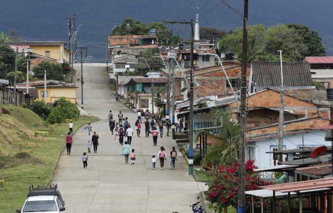 #Multimedia El milagro de Campohermoso, el municipio colombiano sin un caso de covid-19 8