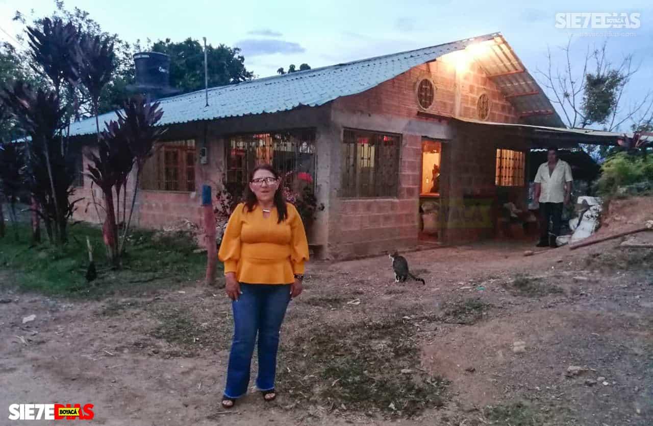 Cecilia Téllez, la primera contagiada con COVID-19 en Boyacá, cuenta el infierno que tuvo que vivir tras su positivo para el virus #LaEntrevista7días 5