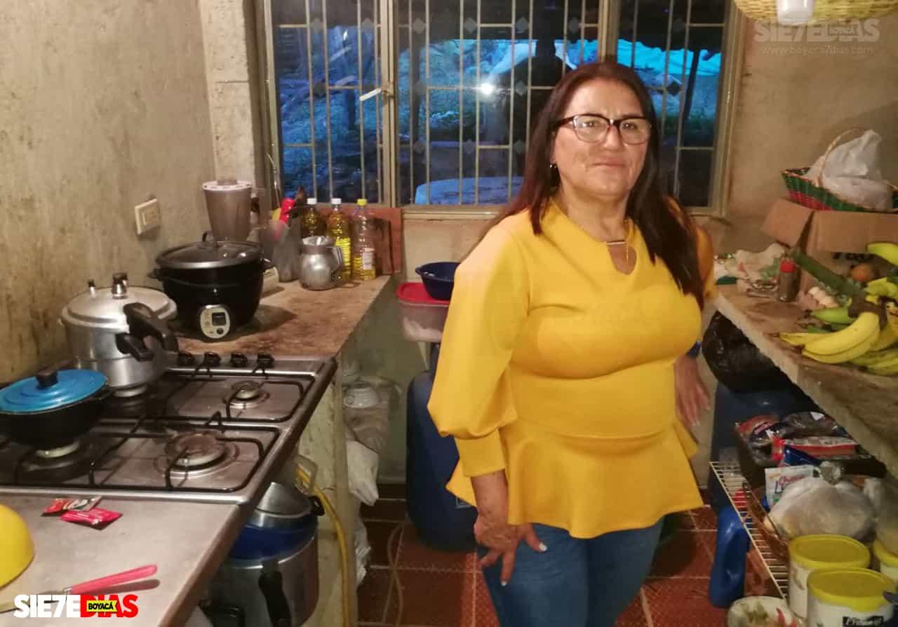 Cecilia Téllez, la primera contagiada con COVID-19 en Boyacá, cuenta el infierno que tuvo que vivir tras su positivo para el virus #LaEntrevista7días 4
